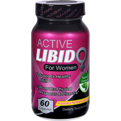 HGR1510171 - Fusion Diet SystemsActive Libido - Women - 60 Capsules