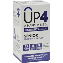 HGR1515220 - Up4Probiotics - DDS1 Senior - 60 Vegetarian Capsules