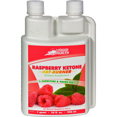 HGR1516970 - Liquid Health ProductsRaspberry Ketone Fat Burner GF - 32 oz