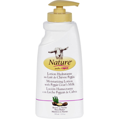 HGR1549625 - Nature By CanusLotion - Goats Milk - Nature - Shea Butter - 11.8 oz