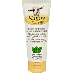 HGR1558238 - Nature By CanusLotion - Goats Milk - Nature - Fragrance Free - 2.5 oz