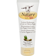 HGR1558279 - Nature By CanusLotion - Goats Milk - Nature - Shea Butter - 2.5 oz