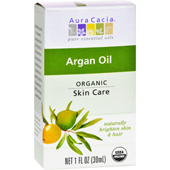HGR1571892 - Aura CaciaSkin Care Oil - Organic - Argan Oil - 1 fl oz