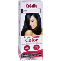 HGR1577907 - Love Your ColorHair Color - CoSaMo - Non Permanent - Black - 1 Count