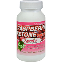 HGR1587682 - Fusion Diet SystemsRaspberry Ketone Fusion - 60 Capsules