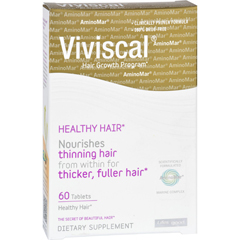 HGR1617133 - ViviscalHealthy Hair - 60 Tablets
