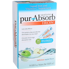 HGR1624733 - Nelsonspur Absorb Iron - Apple - 14 Count