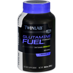 HGR1641141 - TwinlabGlutamine Fuel - Powder - Unflavored - 10.6 oz