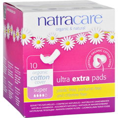 HGR1645043 - NatracarePads - Ultra Extra - Super - 10 Count