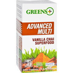 HGR1678473 - Greens PlusSuperfood - Advanced Multi - Vanilla Chai - 15 Stickpacks