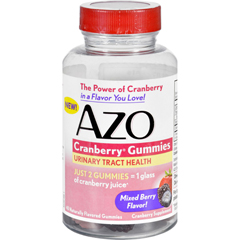 HGR1713254 - AzoCranberry Gummies - 40 Count