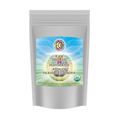 HGR1743327 - Earth Circle OrganicsGrass Juice Powder - Organic - Alfalfa - 4 oz