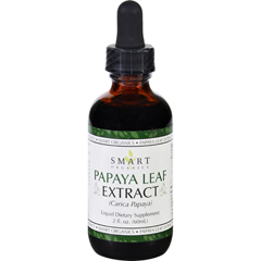 HGR1765718 - Bio NutritionInc Papaya Leaf Extract - Smart Organics - 2 oz