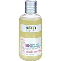 HGR0177238 - Nature's Baby OrganicsShampoo and Body Wash Lavender Chamomile - 8 fl oz