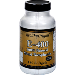 HGR0527952 - Healthy OriginsE-400 - 400 IU - 180 Softgels
