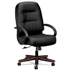 HON2191NSR11 - HON® Pillow-Soft® 2190 Series Executive High-Back Chair