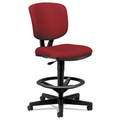 HON5705GA42T - HON Volt® 5705 Series Task Stool with Adjustable Footring