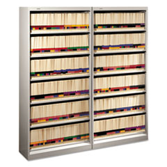 HON626NQ - HON® Brigade™ 600 Series Open Shelf Files