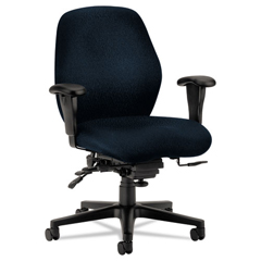 HON7828NT90T - HON® 7800 Series Mid-Back, High Performance Task Chair