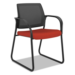 HONIB108CU42 - HON® Ignition® Series Mesh Back Guest Chair with Sled Base