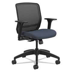 HONQTMMY1ACU90 - HON® Quotient™ Series Mesh Mid-Back Task Chair