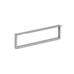 HONVSL30ST - HON® Voi® O-Leg Support for Low Credenza
