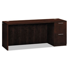 HONVW271RC1Z9FF - HON® Arrive™ Wood Veneer Series Single Pedestal Credenza