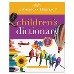 HOU1472087 - Houghton Mifflin American Heritage® Childrens Dictionary