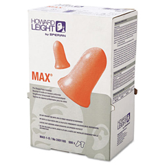 HOWMAX1D - Howard Leight® by Honeywell MAX® Single-Use Earplugs