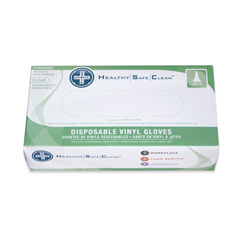 HSCGL-V103PX - HospecoProWorks® Vinyl Powder Disposable Gloves - X Large