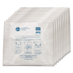HVRAH10363 - Hoover® Commercial Disposable Vacuum Bags