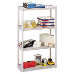 ICE20843 - Iceberg Rough N Ready Four-Shelf Open Storage System