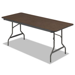 ICE55324 - Iceberg Economy Wood Laminate Folding Table