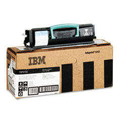 IFP75P5709 - InfoPrint Solutions Company 75P5709 Toner, 2500 Page-Yield, Black
