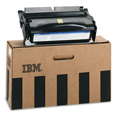 IFP75P6050 - InfoPrint Solutions Company 75P6050 Toner, 6000 Page-Yield, Black