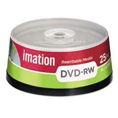 IMN17346 - imation® DVD-RW Rewritable Disc
