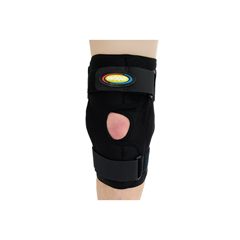 ITAMKNS-140S - Ita-MedMAXAR® Airprene Wrap-Around Knee Brace  - Black, Small