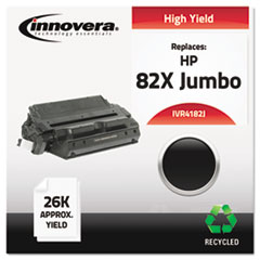 IVR4182J - Innovera Remanufactured C4182X(J) (82X)  Toner, 25000 Yield, Black