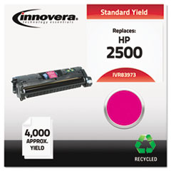 IVR83973 - Innovera Remanufactured Q3973A (123A) Laser Toner, 4000 Yield, Magenta