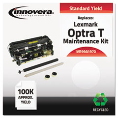 IVR99A1970 - Innovera Remanufactured 99A1970 (T610) Maintenance Kit, 100000 Yield
