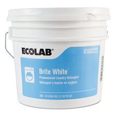 JAN02222 - Brite White NP Laundry Detergent