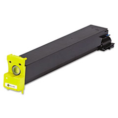 KAT32873 - Katun KAT32873 Bizhub C250 Compatible, New Build, 8938-506 Toner, 12,000 Yield, Yellow