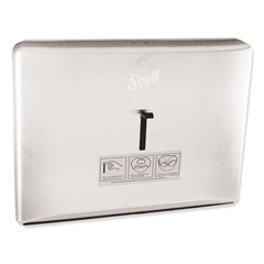 KCC09512 - REFLECTIONS* Toilet Seat Cover Dispenser