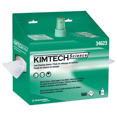 KCC34623 - Kimberly Clark Professional KIMTECH Lens Cleaning Station