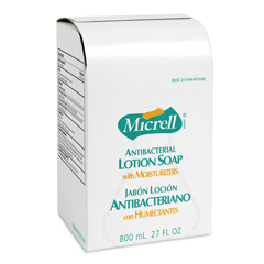 GOJ9756-06 - MICRELL® Antibacterial Lotion Soap