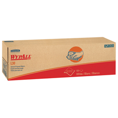 KIM05800 - Kimberly Clark Professional WypAll* L30 Wipers POP-UP* Box