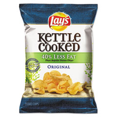 LAY25115 - Frito-Lay Lays® Kettle Cooked Original Chips