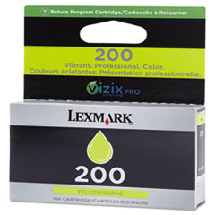 LEX14L0088 - Lexmark 14L0088 (200) Ink, Yellow