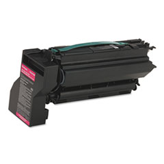 LEX15G042M - Lexmark 15G042M High-Yield Toner, 15000 Page-Yield, Magenta