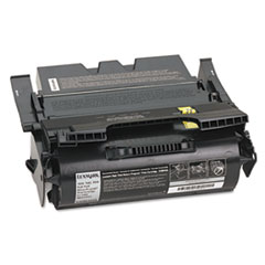 LEX64004HA - Lexmark 64004HA High-Yield Toner for Labels, 21000 Page-Yield, Black